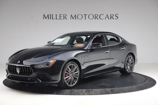 New 2021 Maserati Ghibli S Q4 for sale Call for price at Alfa Romeo of Westport in Westport CT 06880 2