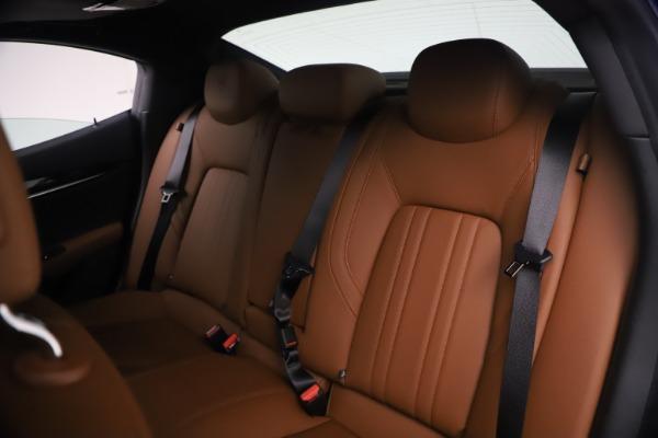 New 2021 Maserati Ghibli S Q4 for sale Call for price at Alfa Romeo of Westport in Westport CT 06880 20