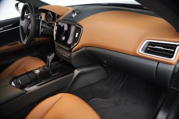 New 2021 Maserati Ghibli S Q4 for sale Call for price at Alfa Romeo of Westport in Westport CT 06880 22
