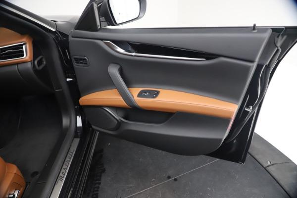 New 2021 Maserati Ghibli S Q4 for sale Call for price at Alfa Romeo of Westport in Westport CT 06880 24