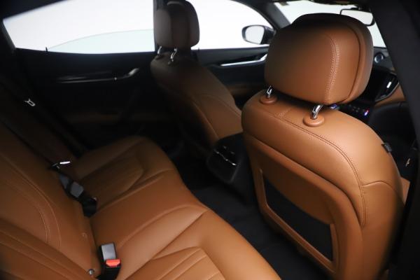 New 2021 Maserati Ghibli S Q4 for sale Call for price at Alfa Romeo of Westport in Westport CT 06880 25