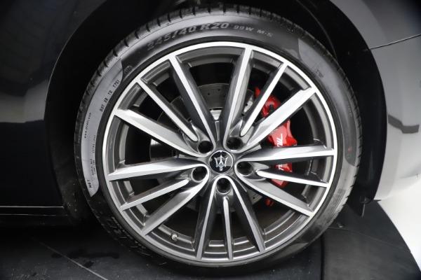 New 2021 Maserati Ghibli S Q4 for sale Call for price at Alfa Romeo of Westport in Westport CT 06880 28