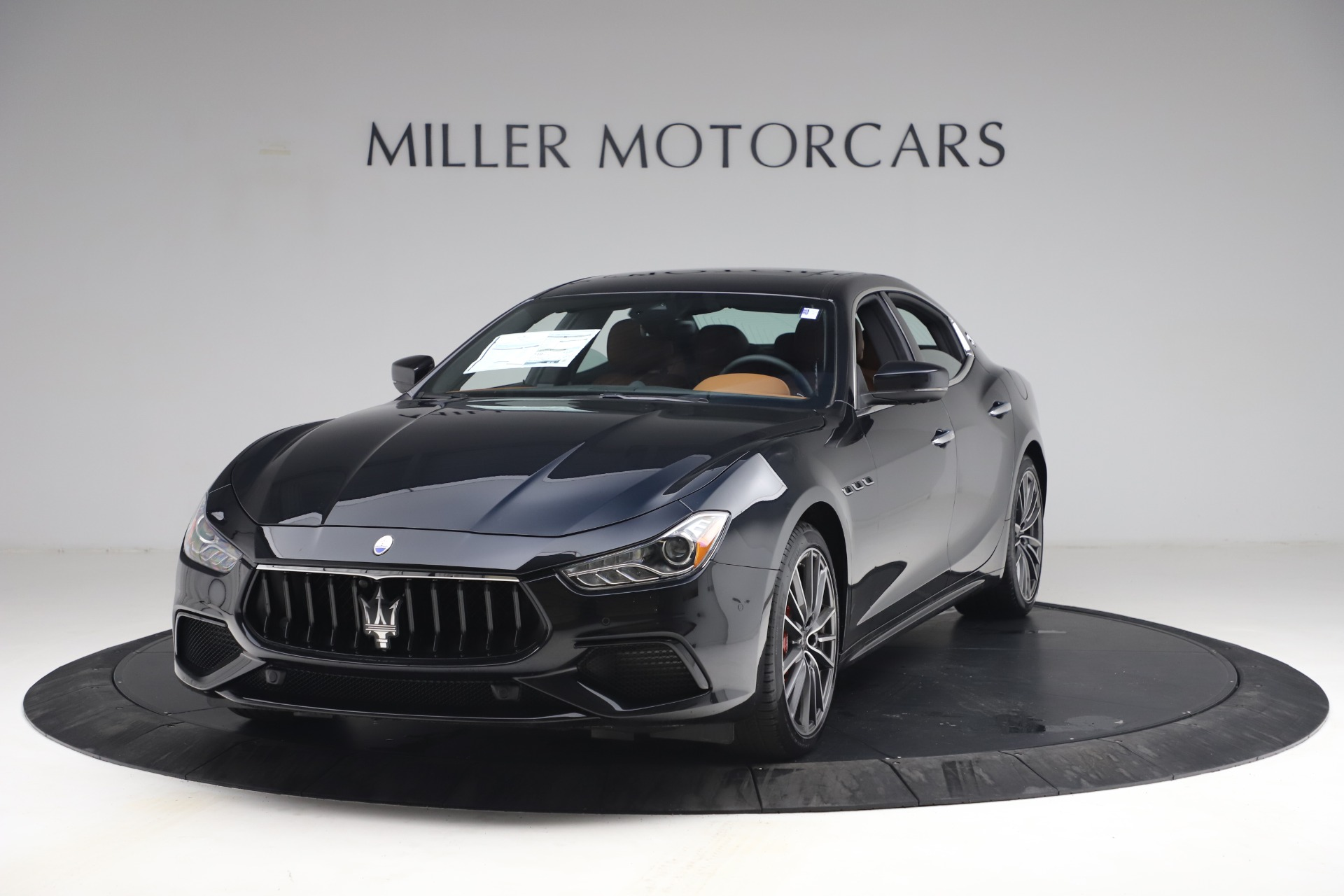 New 2021 Maserati Ghibli S Q4 for sale Call for price at Alfa Romeo of Westport in Westport CT 06880 1