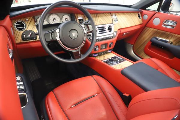 Used 2016 Rolls-Royce Dawn for sale $269,900 at Alfa Romeo of Westport in Westport CT 06880 18