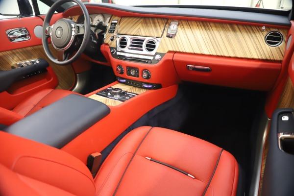 Used 2016 Rolls-Royce Dawn for sale $269,900 at Alfa Romeo of Westport in Westport CT 06880 19