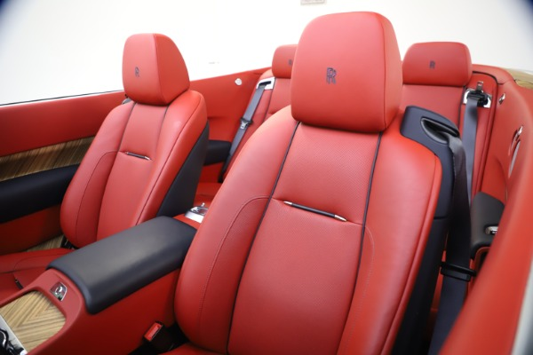 Used 2016 Rolls-Royce Dawn for sale $269,900 at Alfa Romeo of Westport in Westport CT 06880 20