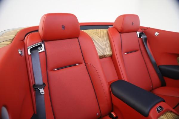 Used 2016 Rolls-Royce Dawn for sale $269,900 at Alfa Romeo of Westport in Westport CT 06880 23
