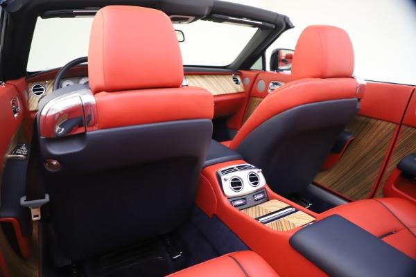 Used 2016 Rolls-Royce Dawn for sale $269,900 at Alfa Romeo of Westport in Westport CT 06880 24
