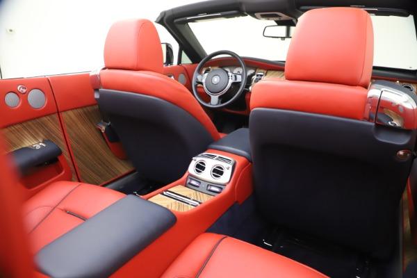Used 2016 Rolls-Royce Dawn for sale $269,900 at Alfa Romeo of Westport in Westport CT 06880 25