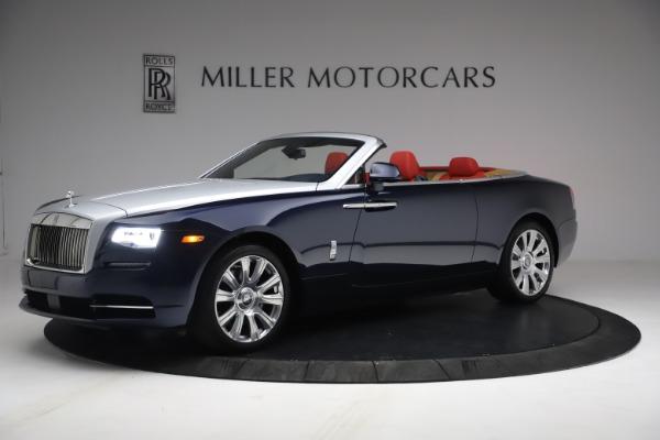 Used 2016 Rolls-Royce Dawn for sale $269,900 at Alfa Romeo of Westport in Westport CT 06880 3