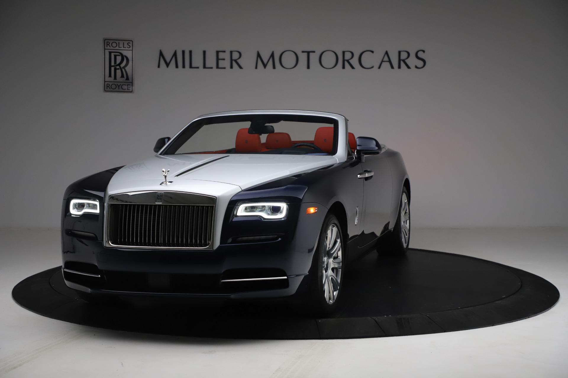 Used 2016 Rolls-Royce Dawn for sale $269,900 at Alfa Romeo of Westport in Westport CT 06880 1