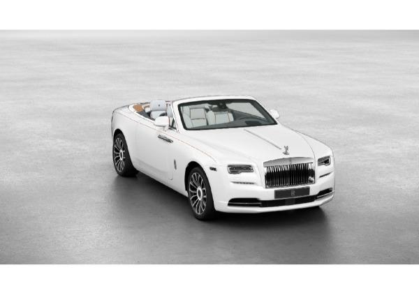 New 2021 Rolls-Royce Dawn for sale Call for price at Alfa Romeo of Westport in Westport CT 06880 2
