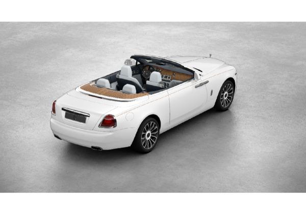 New 2021 Rolls-Royce Dawn for sale Call for price at Alfa Romeo of Westport in Westport CT 06880 3