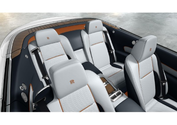 New 2021 Rolls-Royce Dawn for sale Call for price at Alfa Romeo of Westport in Westport CT 06880 4