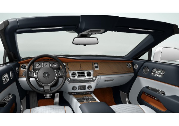 New 2021 Rolls-Royce Dawn for sale Call for price at Alfa Romeo of Westport in Westport CT 06880 7