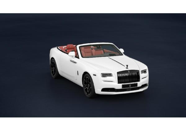 New 2021 Rolls-Royce Dawn Black Badge for sale Call for price at Alfa Romeo of Westport in Westport CT 06880 2