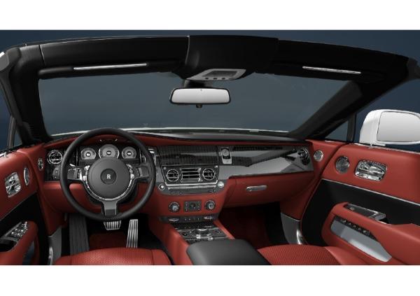 New 2021 Rolls-Royce Dawn Black Badge for sale Call for price at Alfa Romeo of Westport in Westport CT 06880 4