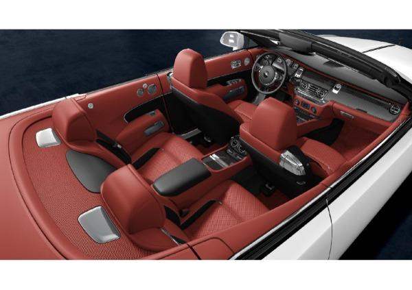 New 2021 Rolls-Royce Dawn Black Badge for sale Call for price at Alfa Romeo of Westport in Westport CT 06880 6
