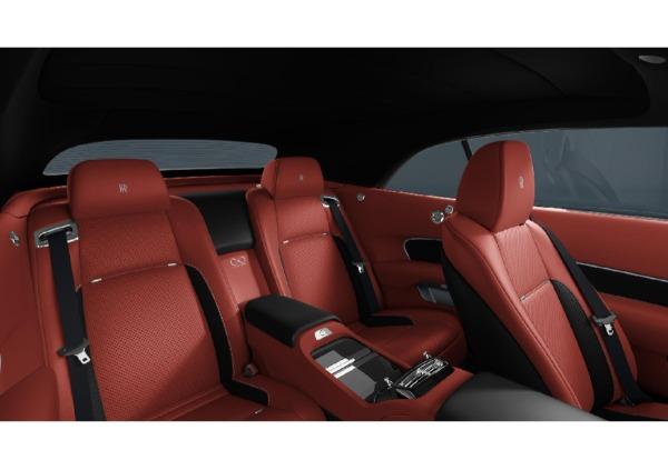 New 2021 Rolls-Royce Dawn Black Badge for sale Call for price at Alfa Romeo of Westport in Westport CT 06880 8