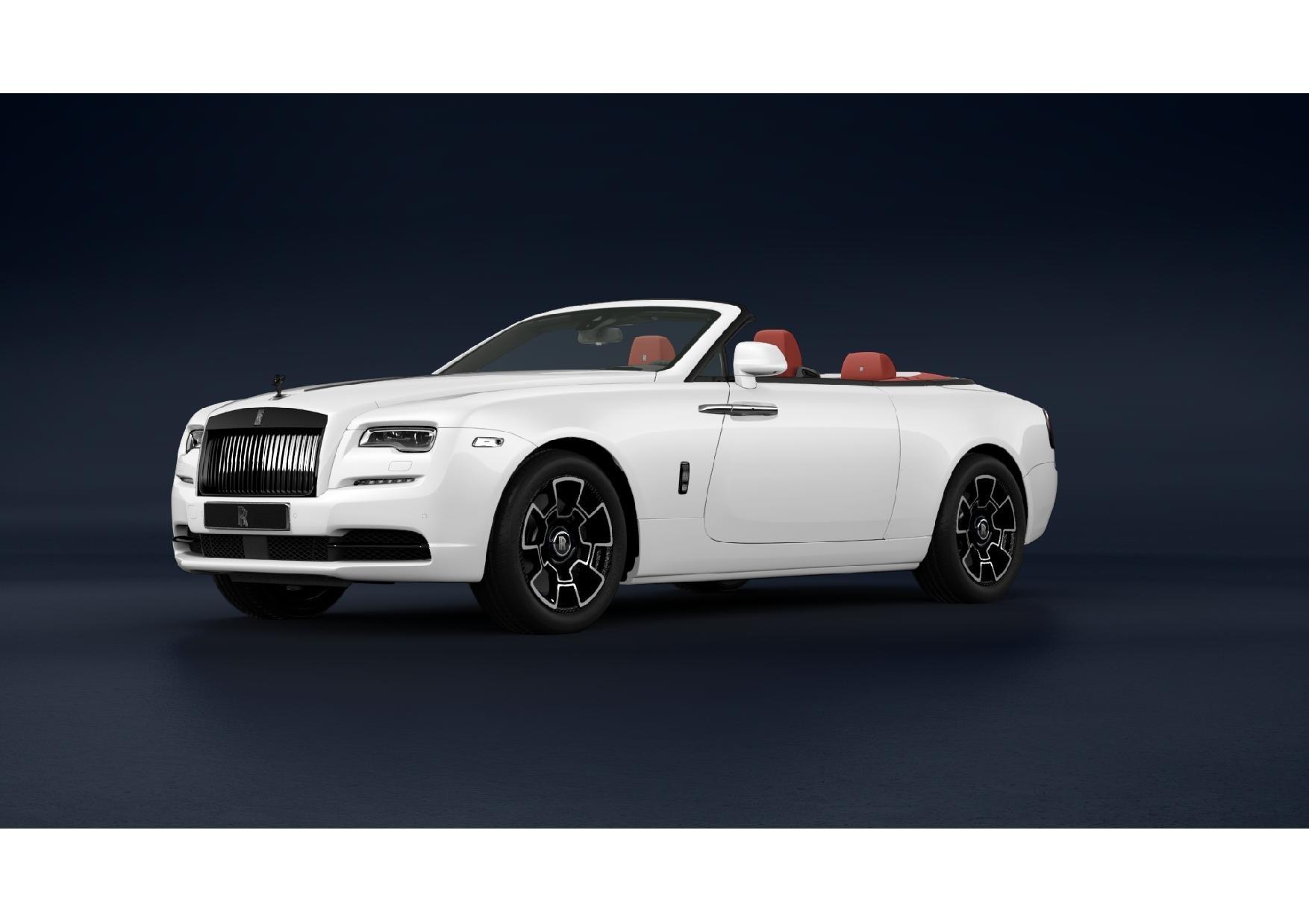 New 2021 Rolls-Royce Dawn Black Badge for sale Call for price at Alfa Romeo of Westport in Westport CT 06880 1
