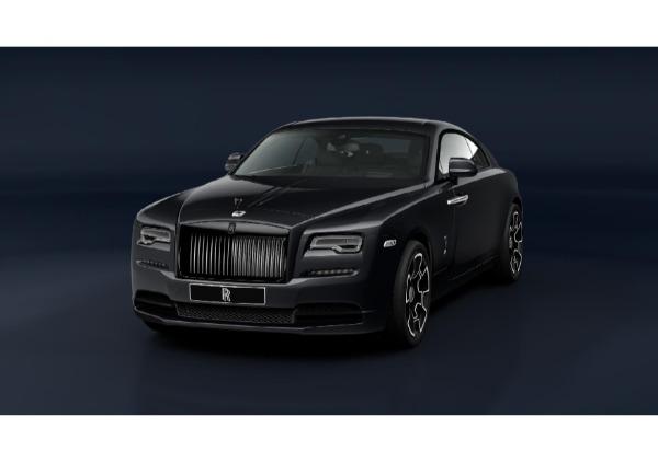 New 2021 Rolls-Royce Wraith Black Badge for sale Call for price at Alfa Romeo of Westport in Westport CT 06880 2