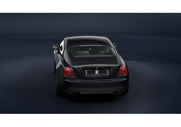 New 2021 Rolls-Royce Wraith Black Badge for sale Call for price at Alfa Romeo of Westport in Westport CT 06880 3