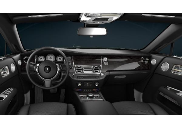 New 2021 Rolls-Royce Wraith Black Badge for sale Call for price at Alfa Romeo of Westport in Westport CT 06880 4