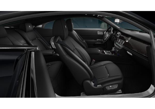 New 2021 Rolls-Royce Wraith Black Badge for sale Call for price at Alfa Romeo of Westport in Westport CT 06880 6