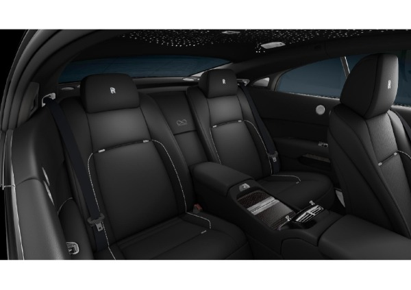 New 2021 Rolls-Royce Wraith Black Badge for sale Call for price at Alfa Romeo of Westport in Westport CT 06880 8