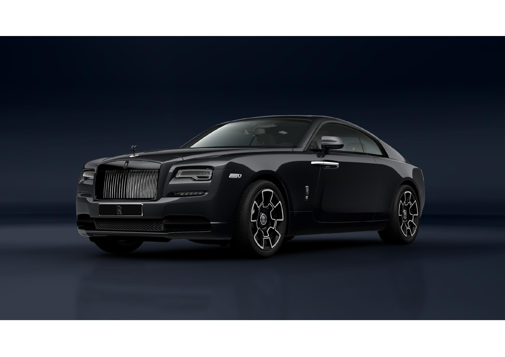 New 2021 Rolls-Royce Wraith Black Badge for sale Call for price at Alfa Romeo of Westport in Westport CT 06880 1