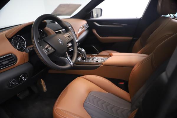 New 2021 Maserati Levante Q4 GranLusso for sale $93,385 at Alfa Romeo of Westport in Westport CT 06880 13