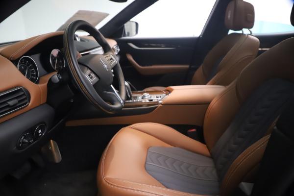 New 2021 Maserati Levante Q4 GranLusso for sale $93,385 at Alfa Romeo of Westport in Westport CT 06880 14