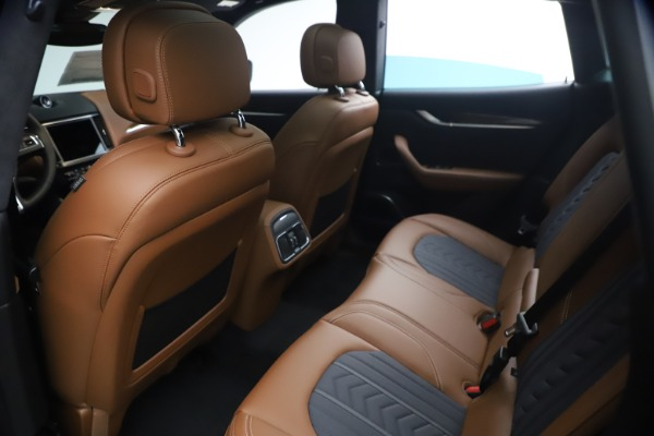 New 2021 Maserati Levante Q4 GranLusso for sale $93,385 at Alfa Romeo of Westport in Westport CT 06880 17