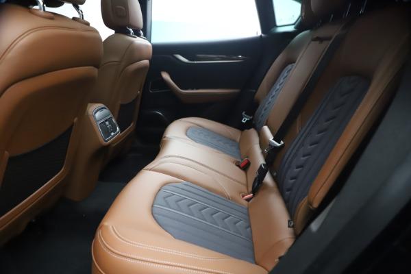 New 2021 Maserati Levante Q4 GranLusso for sale $93,385 at Alfa Romeo of Westport in Westport CT 06880 18