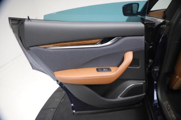 New 2021 Maserati Levante Q4 GranLusso for sale $93,385 at Alfa Romeo of Westport in Westport CT 06880 20