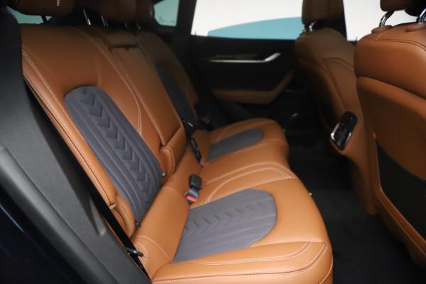 New 2021 Maserati Levante Q4 GranLusso for sale $93,385 at Alfa Romeo of Westport in Westport CT 06880 24