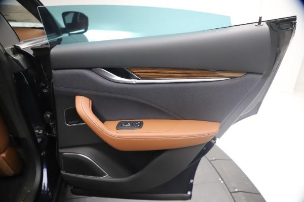 New 2021 Maserati Levante Q4 GranLusso for sale $93,385 at Alfa Romeo of Westport in Westport CT 06880 25