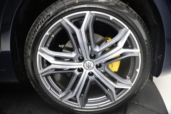 New 2021 Maserati Levante Q4 GranLusso for sale $93,385 at Alfa Romeo of Westport in Westport CT 06880 26