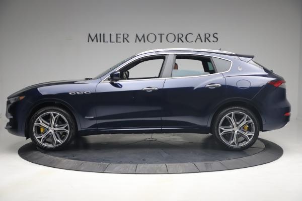 New 2021 Maserati Levante Q4 GranLusso for sale $93,385 at Alfa Romeo of Westport in Westport CT 06880 3