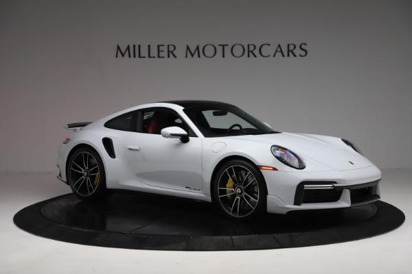 Used 2021 Porsche 911 Turbo S for sale Sold at Alfa Romeo of Westport in Westport CT 06880 10
