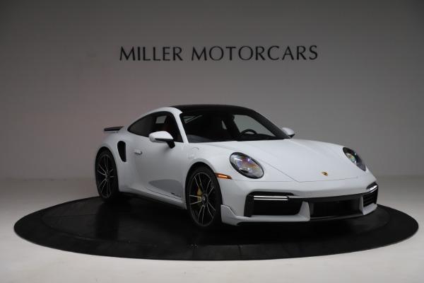 Used 2021 Porsche 911 Turbo S for sale Sold at Alfa Romeo of Westport in Westport CT 06880 11