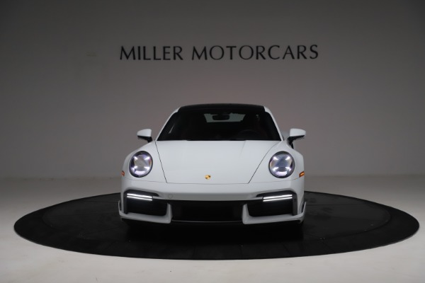 Used 2021 Porsche 911 Turbo S for sale Sold at Alfa Romeo of Westport in Westport CT 06880 12