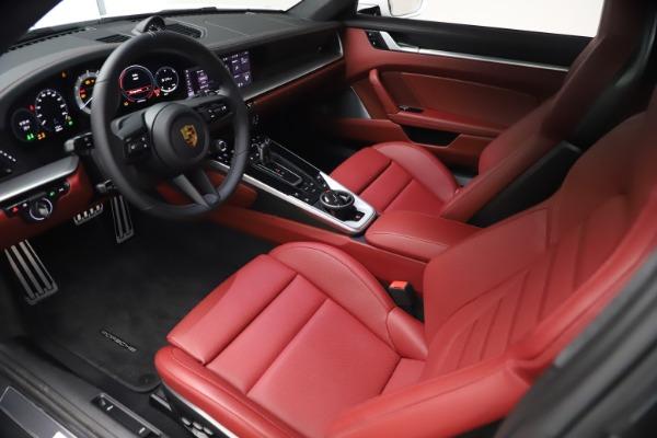 Used 2021 Porsche 911 Turbo S for sale Sold at Alfa Romeo of Westport in Westport CT 06880 13