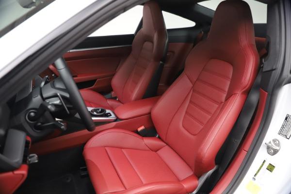 Used 2021 Porsche 911 Turbo S for sale Sold at Alfa Romeo of Westport in Westport CT 06880 15