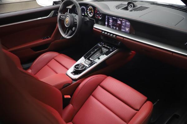 Used 2021 Porsche 911 Turbo S for sale Sold at Alfa Romeo of Westport in Westport CT 06880 16