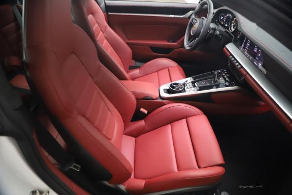 Used 2021 Porsche 911 Turbo S for sale Sold at Alfa Romeo of Westport in Westport CT 06880 17
