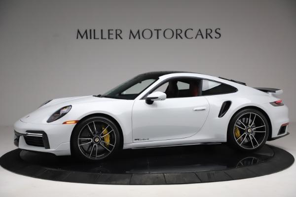 Used 2021 Porsche 911 Turbo S for sale Sold at Alfa Romeo of Westport in Westport CT 06880 2
