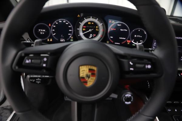 Used 2021 Porsche 911 Turbo S for sale Sold at Alfa Romeo of Westport in Westport CT 06880 20