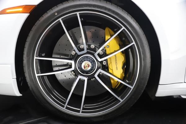 Used 2021 Porsche 911 Turbo S for sale Sold at Alfa Romeo of Westport in Westport CT 06880 24