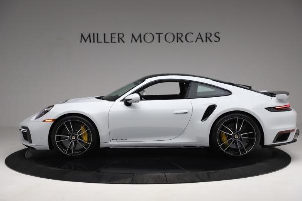 Used 2021 Porsche 911 Turbo S for sale Sold at Alfa Romeo of Westport in Westport CT 06880 3